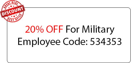 Military Employee 20% OFF - Locksmith at Santee, CA - Santee Ca Locksmith
